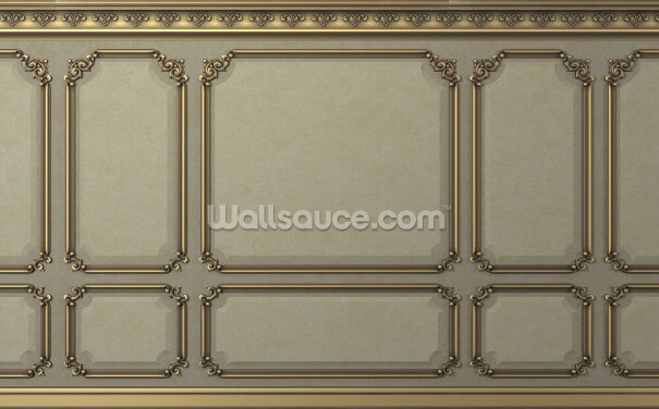 Luxury Wood Panel Wallpaper Wall Murals