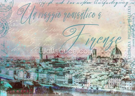 Firenze Wallpaper Wall Murals