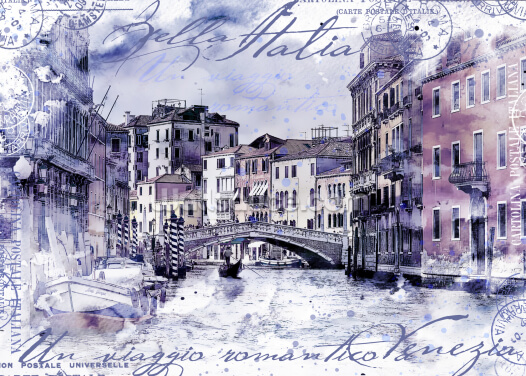 Venezia Wallpaper Wall Murals