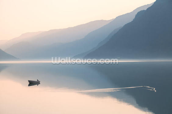 Still Evening Wallpaper Wall Murals
