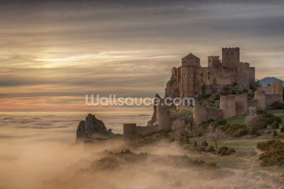 Castillo de Loarre Wallpaper Wall Murals