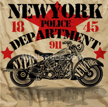 Motorcycle PD Wallpaper Wall Murals