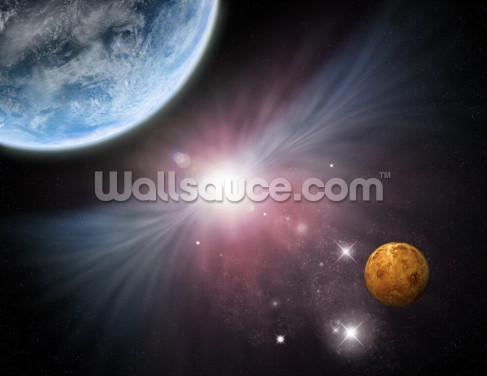 The Universe Wallpaper Wall Murals