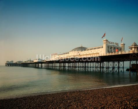 Brighton Pier Wallpaper Wall Murals