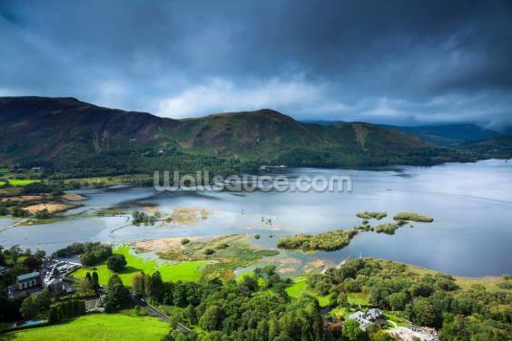 Derwent Water - Allerdale Wallpaper Wall Murals