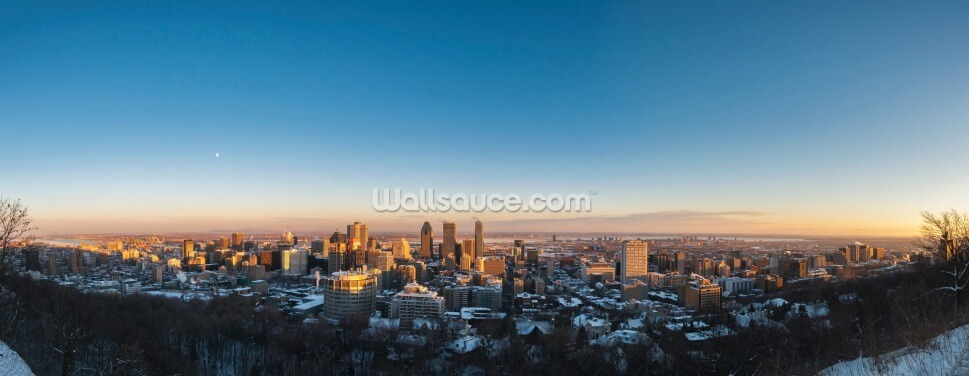 Montreal - Quebec Wallpaper Wall Murals