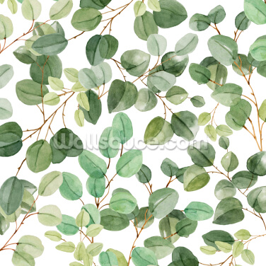Easter Eucalyptus Wallpaper Wall Murals