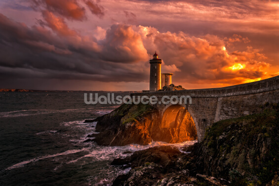 Sun is Down Wallpaper Wall Murals