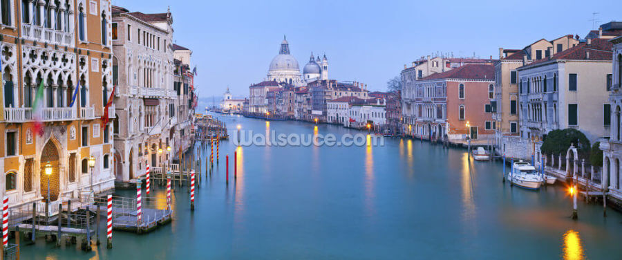 Venice Water Streets Wallpaper Wall Murals