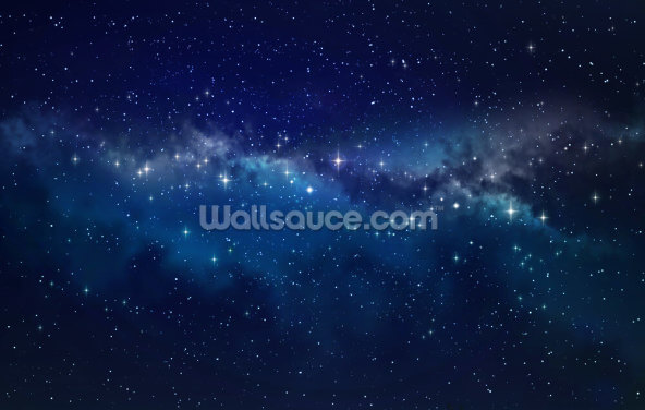 Star Cloud Wallpaper Wall Murals