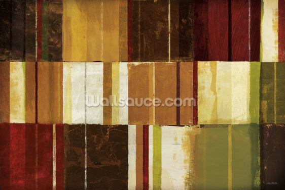 Spice Patches I Wallpaper Wall Murals