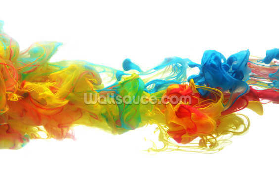 Colourful Ink in Water