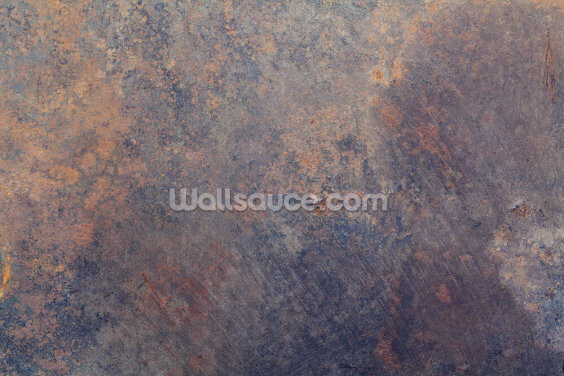 Purple Corrosion Wallpaper Wall Murals