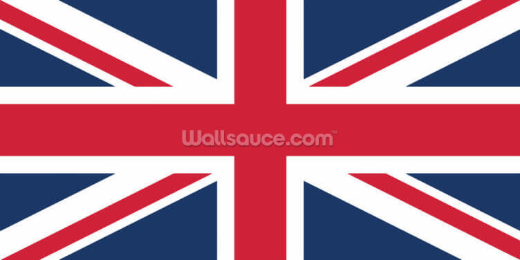 Union Jack Flag Wallpaper Wall Murals