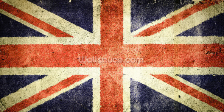 Rule Britannia Wallpaper Wall Murals