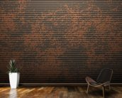 Mottled wall mural kitchen preview