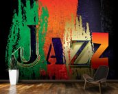 Just Jazz wall mural kitchen preview