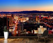 Las Vegas wallpaper mural kitchen preview