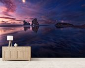 Golden Bay When Night Falls wall mural living room preview