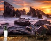 Heaven of Rocks wall mural kitchen preview