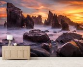 Heaven of Rocks wall mural living room preview