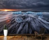 Wild Ice wall mural kitchen preview