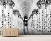 Sheik Zayed Mosque wallpaper mural living room preview