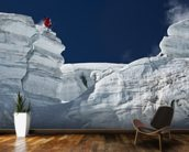 Cliff Jumping wallpaper mural kitchen preview