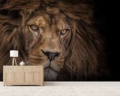 Brink of Extinction wall mural living room preview