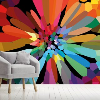 Flower Wallpaper Wall Murals