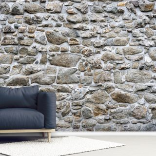 Old Stone Texture Wallpaper Wall Murals