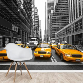 Manhattan Yellow Taxis