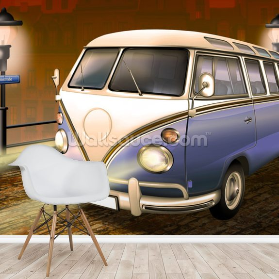 VW Camper Wallpaper Mural