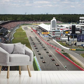 Grand Prix Start, Hockenheimring, Germany 2012