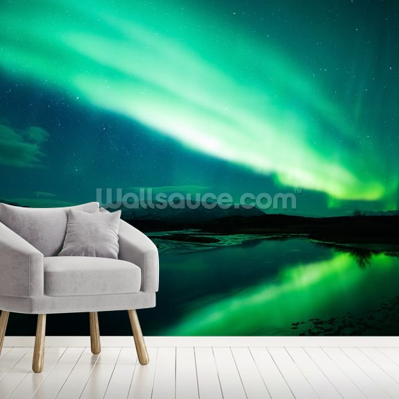 The Northern Lights Wallpaper