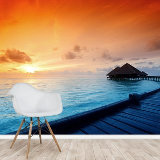 Maldives Sunrise