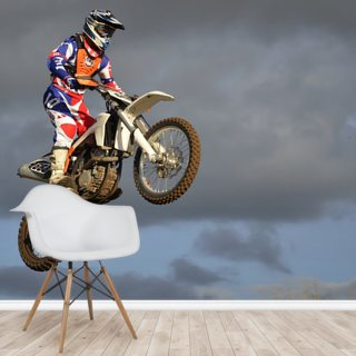 The Spectacular Motocross Jump