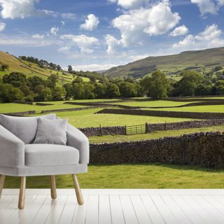 Rural Yorkshire Wallpaper Wall Murals