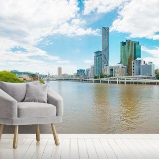Brisbane Wallpaper Wall Murals