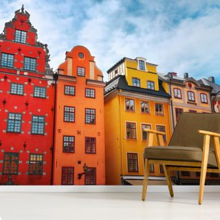 Colourful Stockholm
