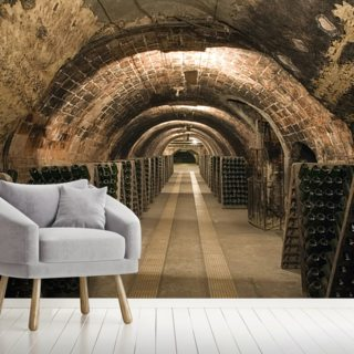 Wine Cellar Wallpaper Wall Murals