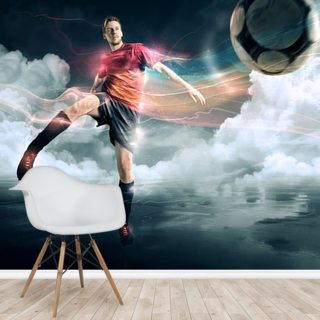 Soccer Wallpaper Wall Murals