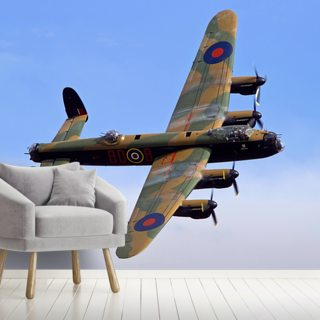 Avro Lancaster Wallpaper Wall Murals