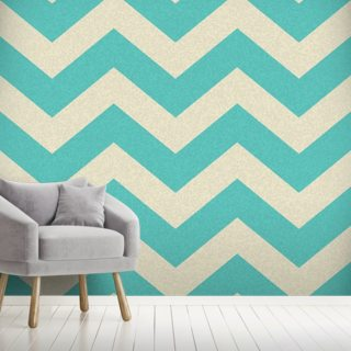 Zigzags Wallpaper Wall Murals