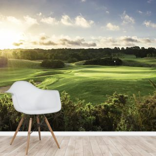 Seve's Sunrise, The Shire London, Hertfordshire, England Wallpaper Wall Murals