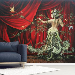 The Dancer Wallpaper Wall Murals