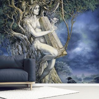 Samhain Wallpaper Wall Murals