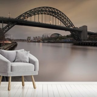 Tyne Bridge Wallpaper Wall Murals