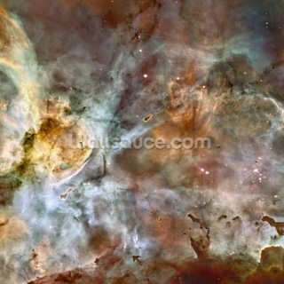 The Carina Nebula: Star Birth in the Extreme Wallpaper Wall Murals