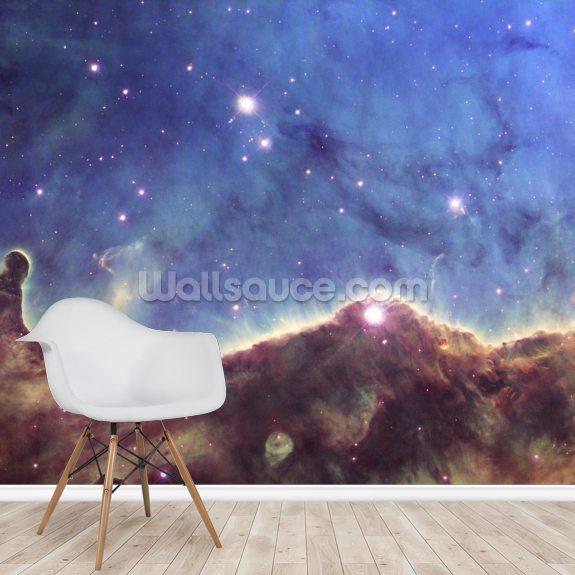 Stellar Fireworks are Ablaze in Galaxy NGC 4449 Fine Art Print